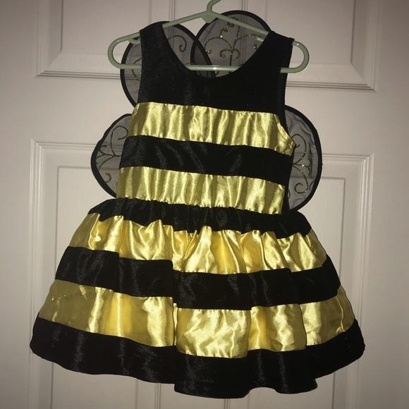 Other - Bumblebee Bumble Bee Halloween Costume Girls 4T